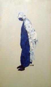 Fatima, Kyna de Schouël artiste peintre